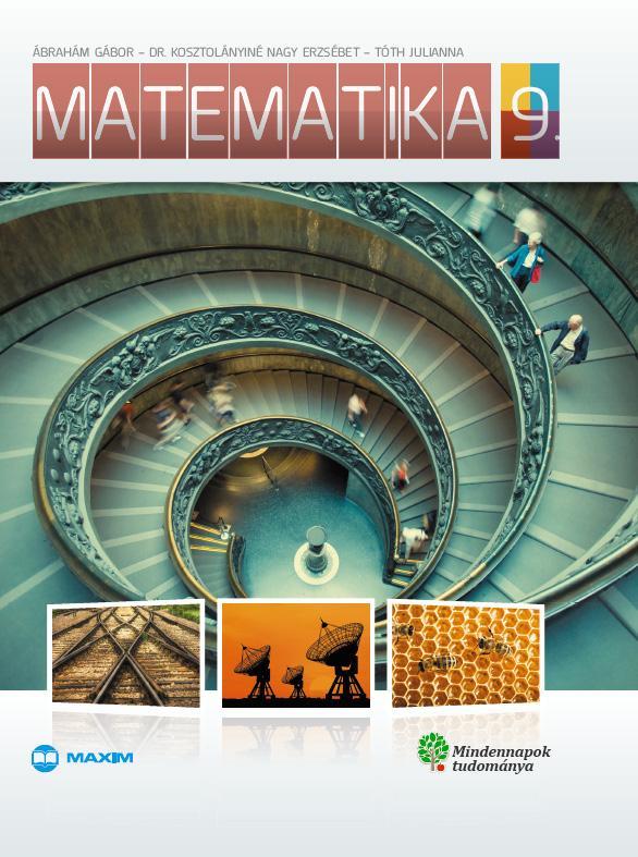 MATEMATIKA 9. - MINDENNAPOK TUDOMÁNYA