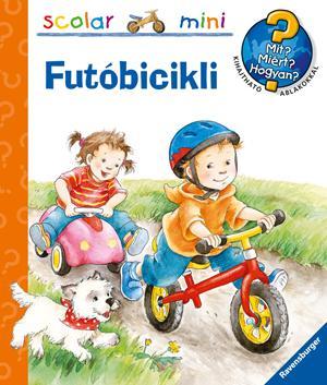 FUTÓBICIKLI - SCOLAR MINI 28.