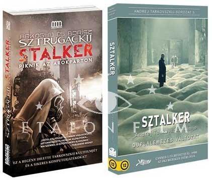 STALKER - SCI-FI CSOMAG (KÖNYV+DVD)