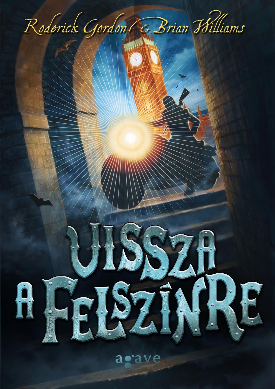 VISSZA A FELSZÍNRE - ALAGUTAK 4.