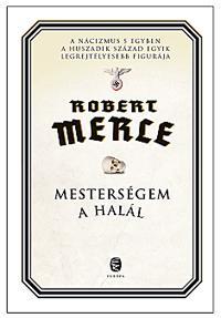 MESTERSÉGEM A HALÁL (ÚJ, 2013-AS)