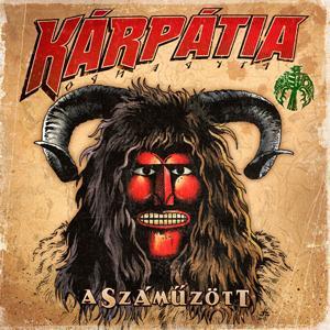 A SZÁMŰZÖTT - KÁRPÁTIA - CD -