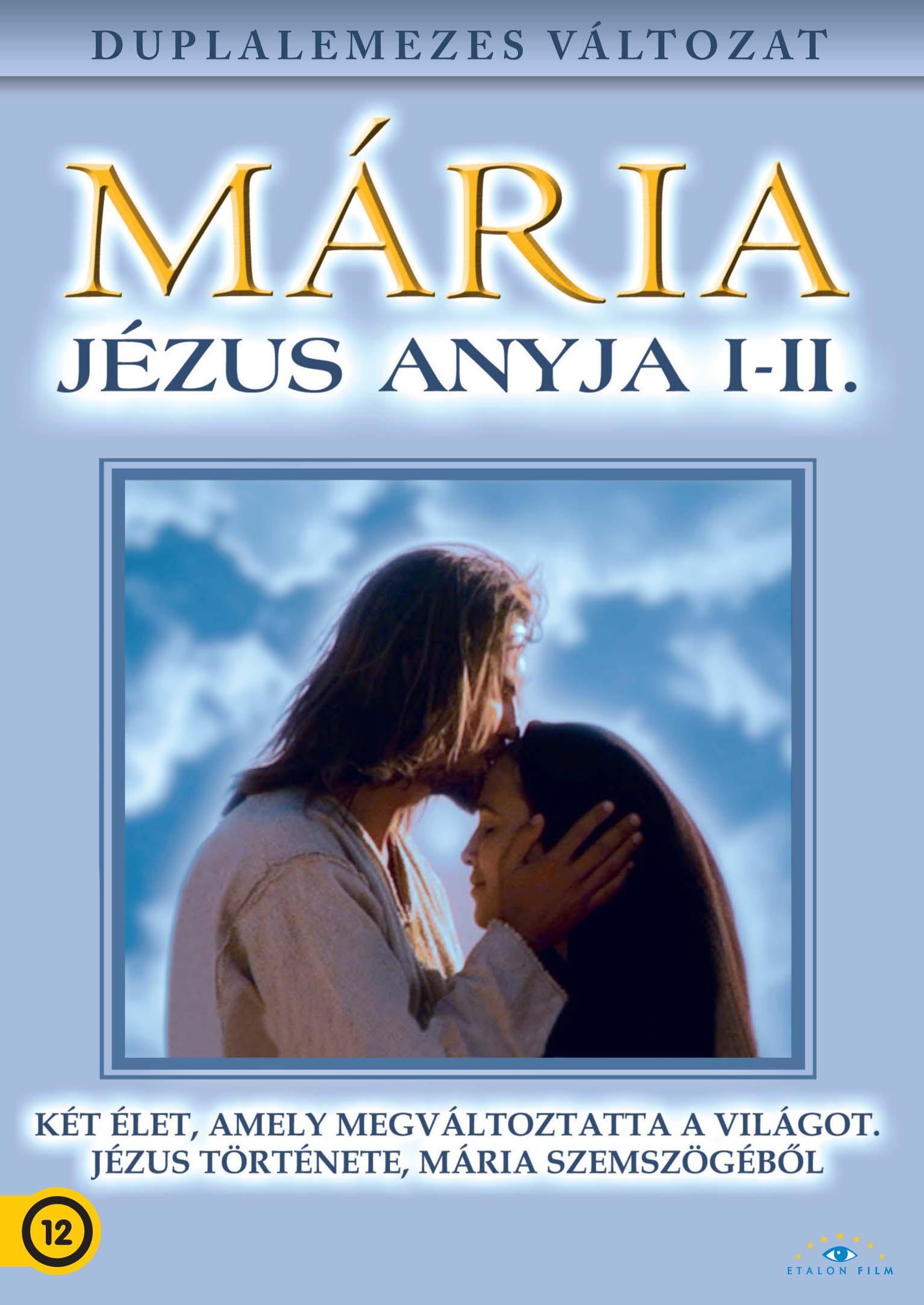 MÁRIA, JÉZUS ANYJA I-II. - DVD - DUPLALAMEZES VÁLT.