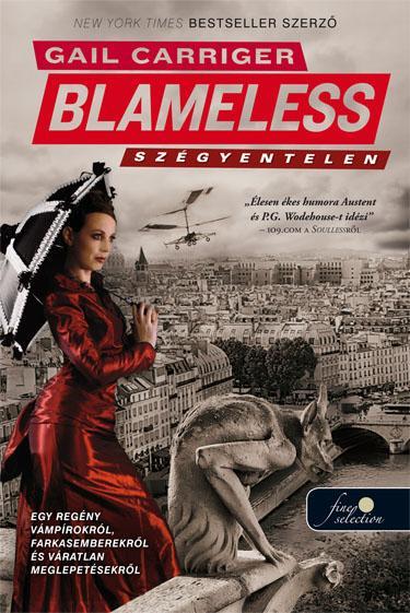 BLAMELESS - SZÉGYENTELEN - FÛZÖTT
