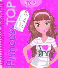 PRINCESS TOP MY T-SHIRTS (PINK)
