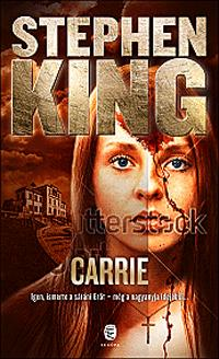 KING, STEPHEN - CARRIE (FILMES BORÍTÓ!)
