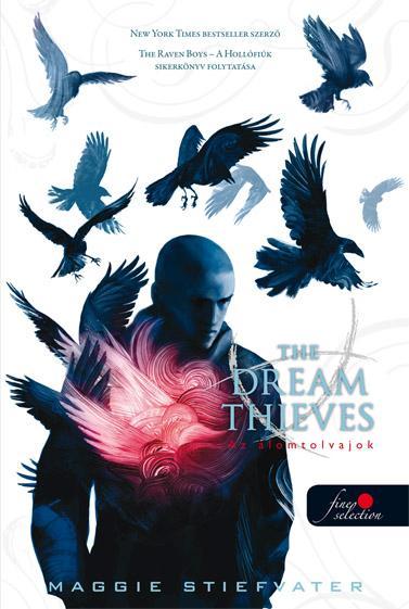 ÁLOMRABLÓK - THE DREAM THIEVES - FÛZÖTT