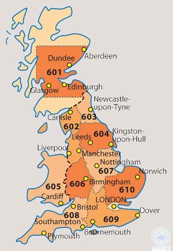 skócia térkép MICHELIN: SCOTLAND   SKÓCIA TÉRKÉP 2013 (601) könyv | Numero7  skócia térkép