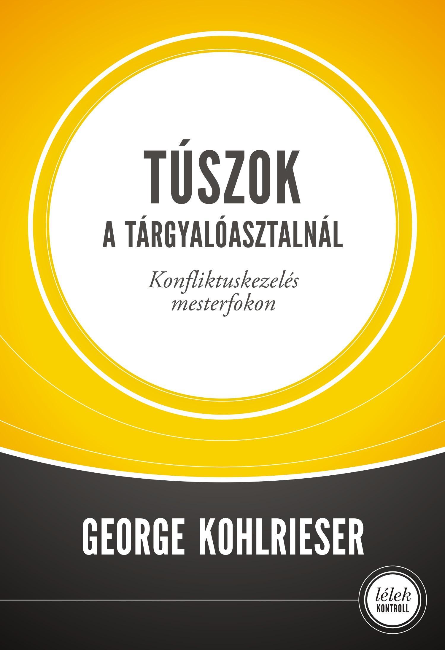 TÚSZOK A TÁRGYALÓASZTALNÁL - ÚJ, 2013