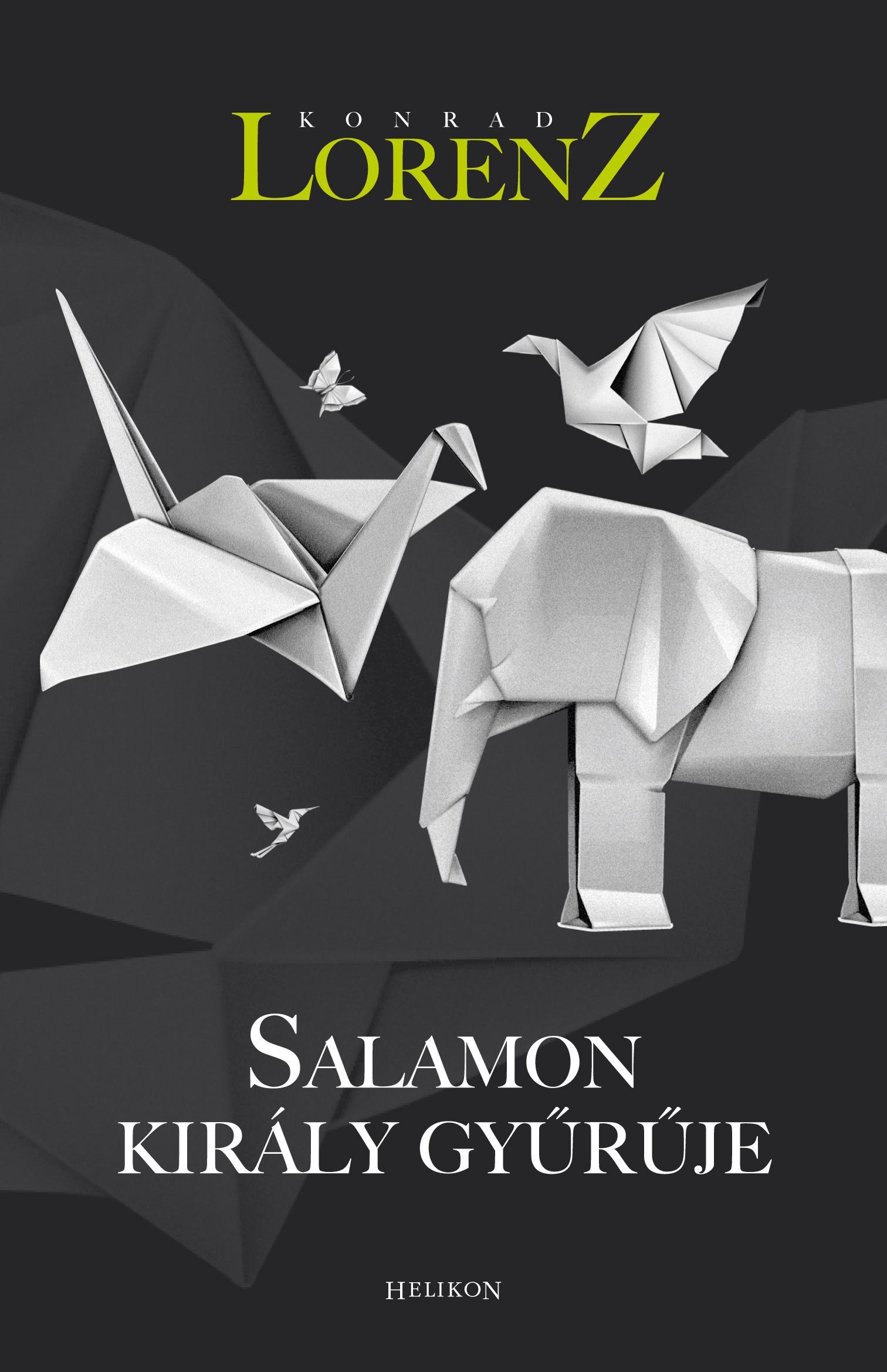 SALAMON KIRÁLY GYŰRŰJE
