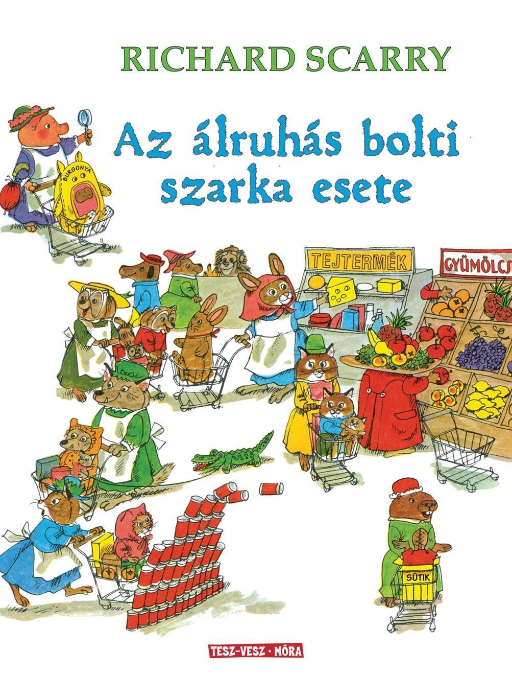 AZ ÁLRUHÁS BOLTI SZARKA ESETE