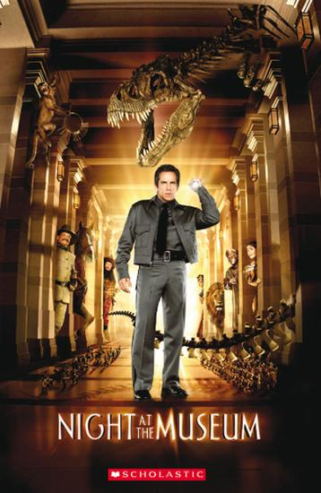 LESLIE GOLDMAN - NIGHT AT THE MUSEUM / LEVEL 1