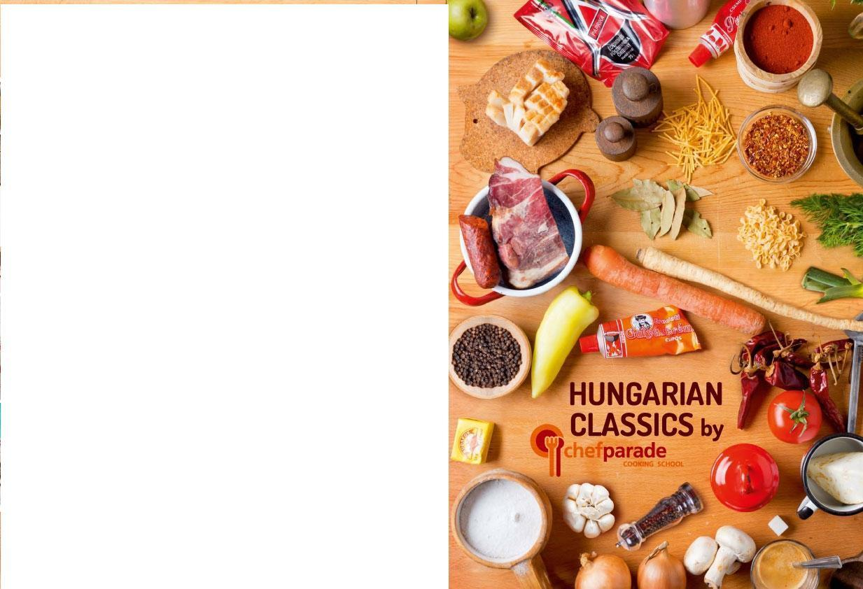 HUNGARIAN CLASSICS BY CHEFPARADE - COOKING SCHOOL