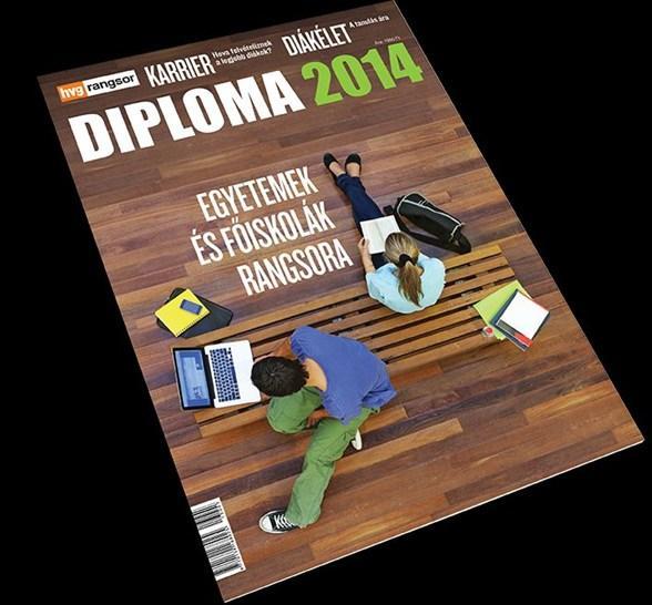DIPLOMA 2014 - HVG RANGSOR MAGAZIN