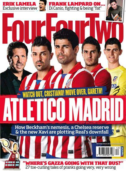 FOURFOURTWO MAGAZIN - 2013. DECEMBER