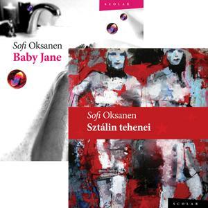 BABY JANE + SZTÁLIN TEHENEI - KÖNYVCSOMAG