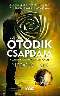 ÖTÖDIK CSAPDÁJA - A LORIENI KRÓNIKÁK 4.