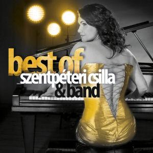 BEST OF SZENTPÉTERI CSILLA & BAND - CD -