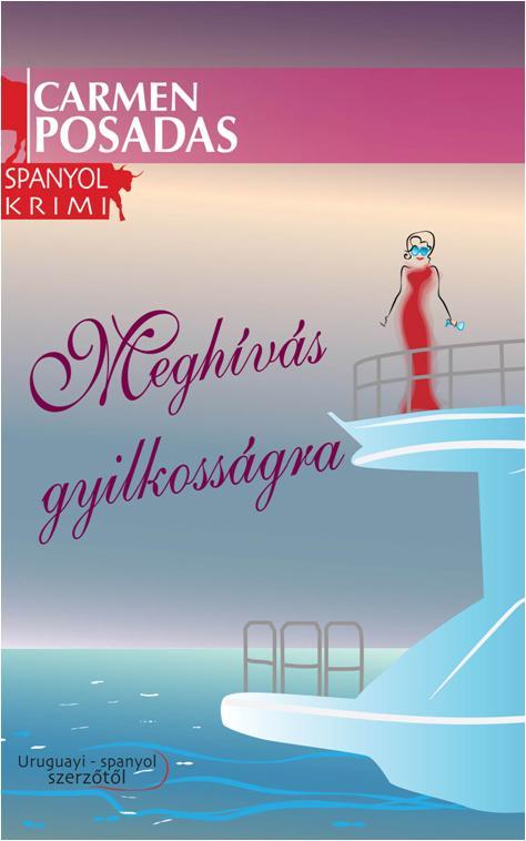 MEGHÍVÁS GYILKOSSÁGRA - SPANYOL KRIMI