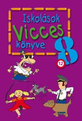 ISKOLÁSOK VICCES KÖNYVE 8.