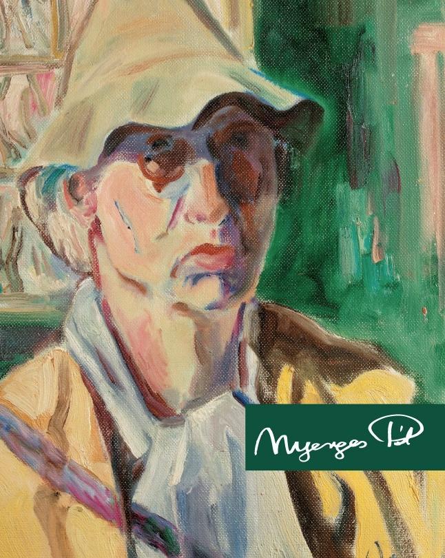 NYERGES PÁL (A PANNON FESTÕ - 1914-1987) - ALBUM