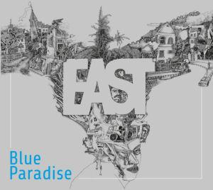 BLUE PARADISE - EAST - CD-