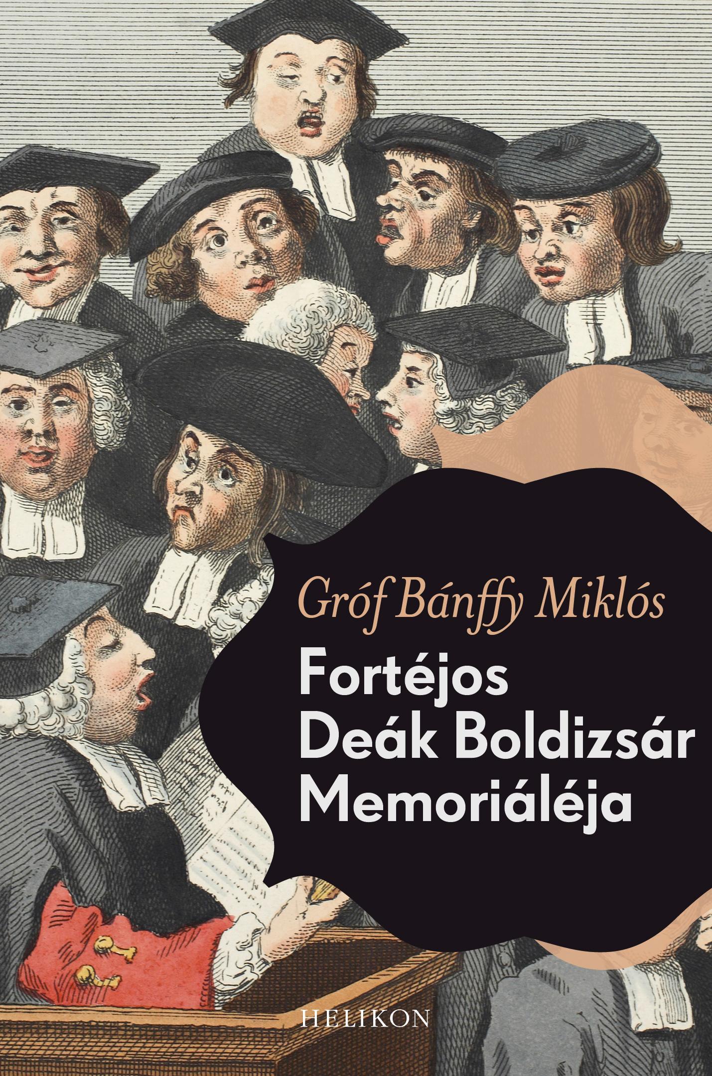 FORTÉJOS DEÁK BOLDIZSÁR MEMORIÁLÉJA