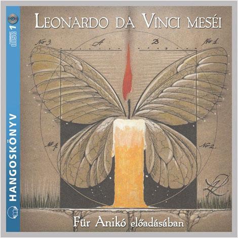 LEONARDO DA VINCI MESÉI - HANGOSKÖNYV -