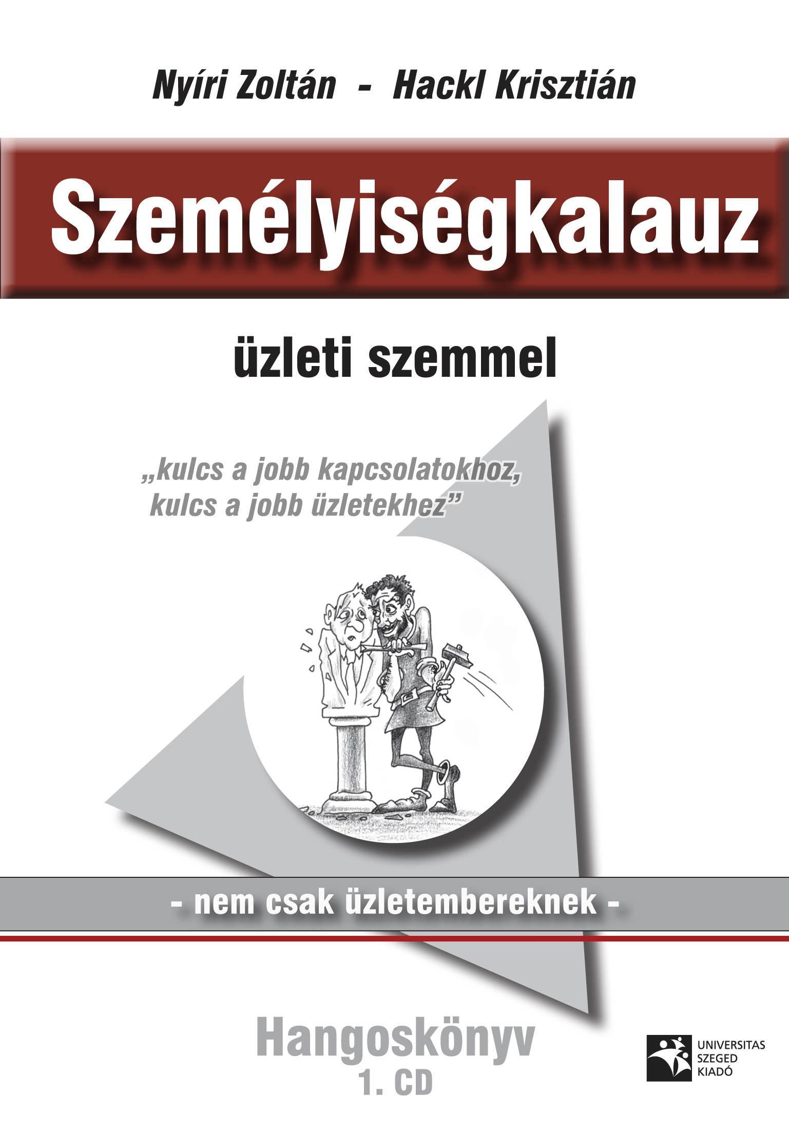 SZEMÉLYISÉGKALAUZ ÜZLETI SZEMMEL - HANGOSKÖNYV -