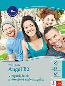 ANGOL B2 - VIZSGAFELADATOK A KÖZÉPF. NYELVVIZSG. + CD