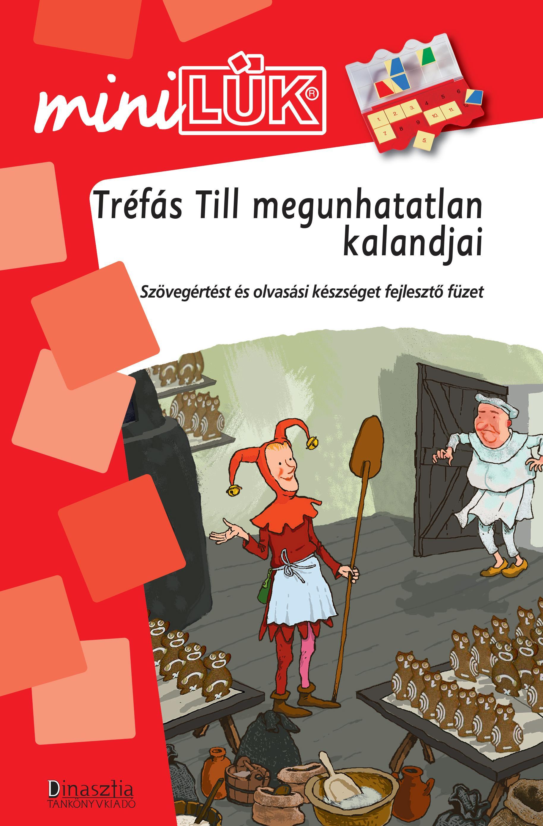 TRÉFÁS TILL MEGUNHATATLAN KALANDJAI
