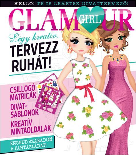 TERVEZZ RUHÁT! - GLAMOUR GIRL