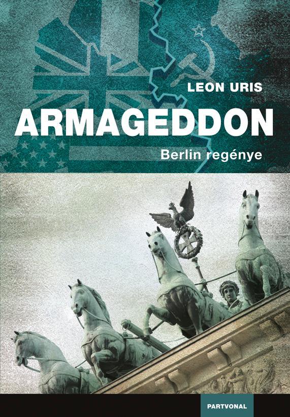 ARMAGEDDON - BERLIN REGÉNYE