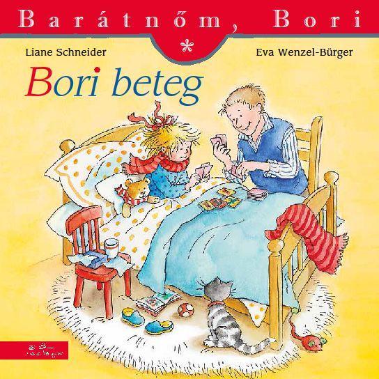 BORI BETEG - BARÁTNŐM, BORI