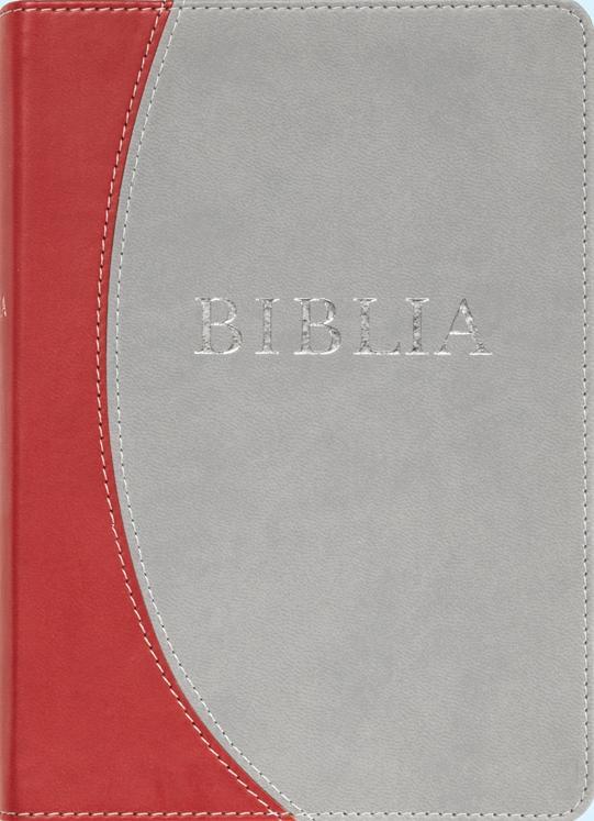 BIBLIA (REVIDEÁLT ÚJ FORDÍTÁS, PUHA TÁBLÁS, VARROTT)