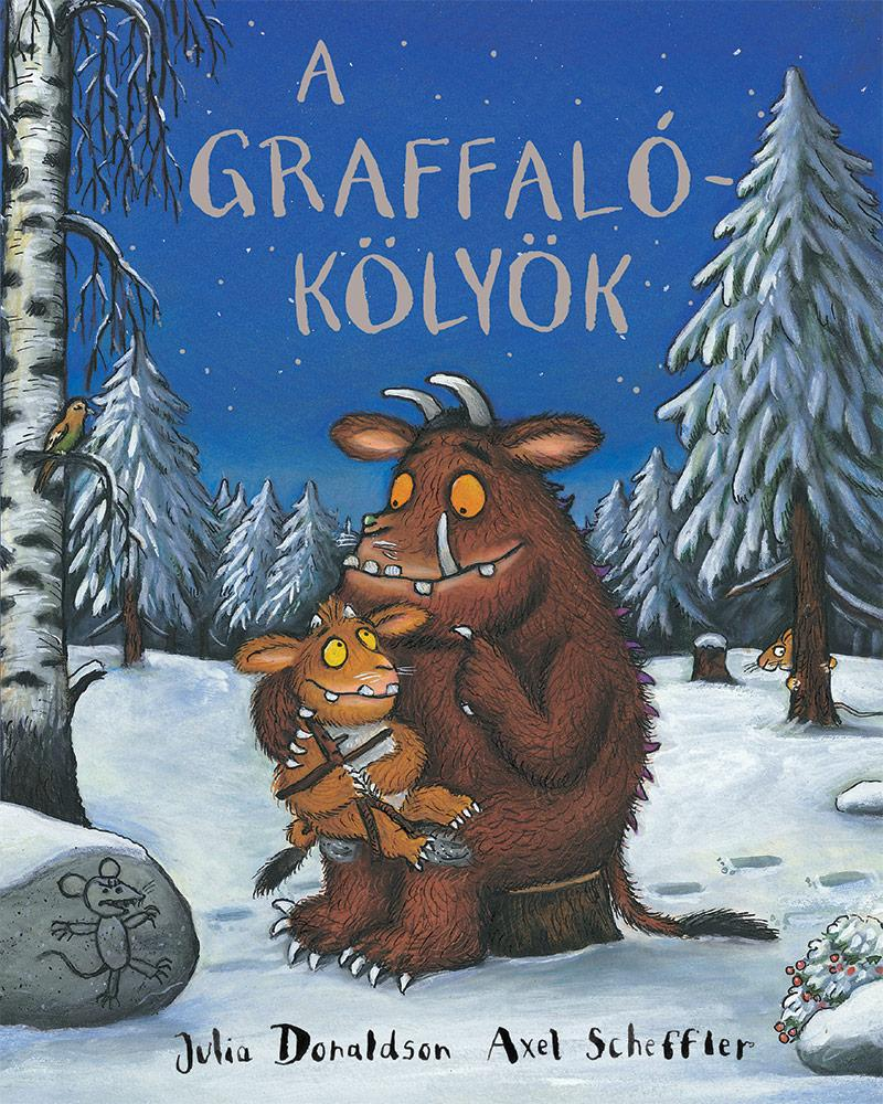 DONALDSON, JULIA-SCHEFFLER, AXEL - A GRAFFALÓKÖLYÖK