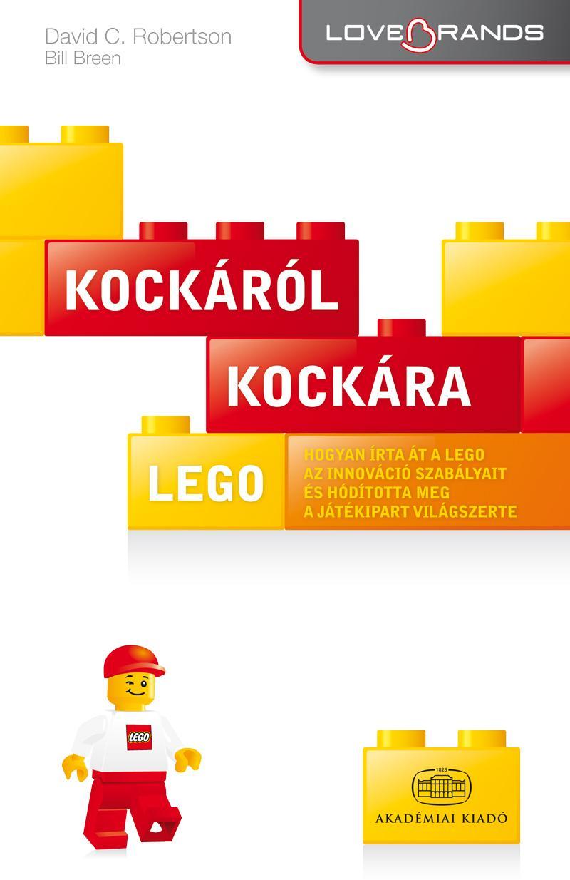 KOCKÁRÓL KOCKÁRA - LEGO