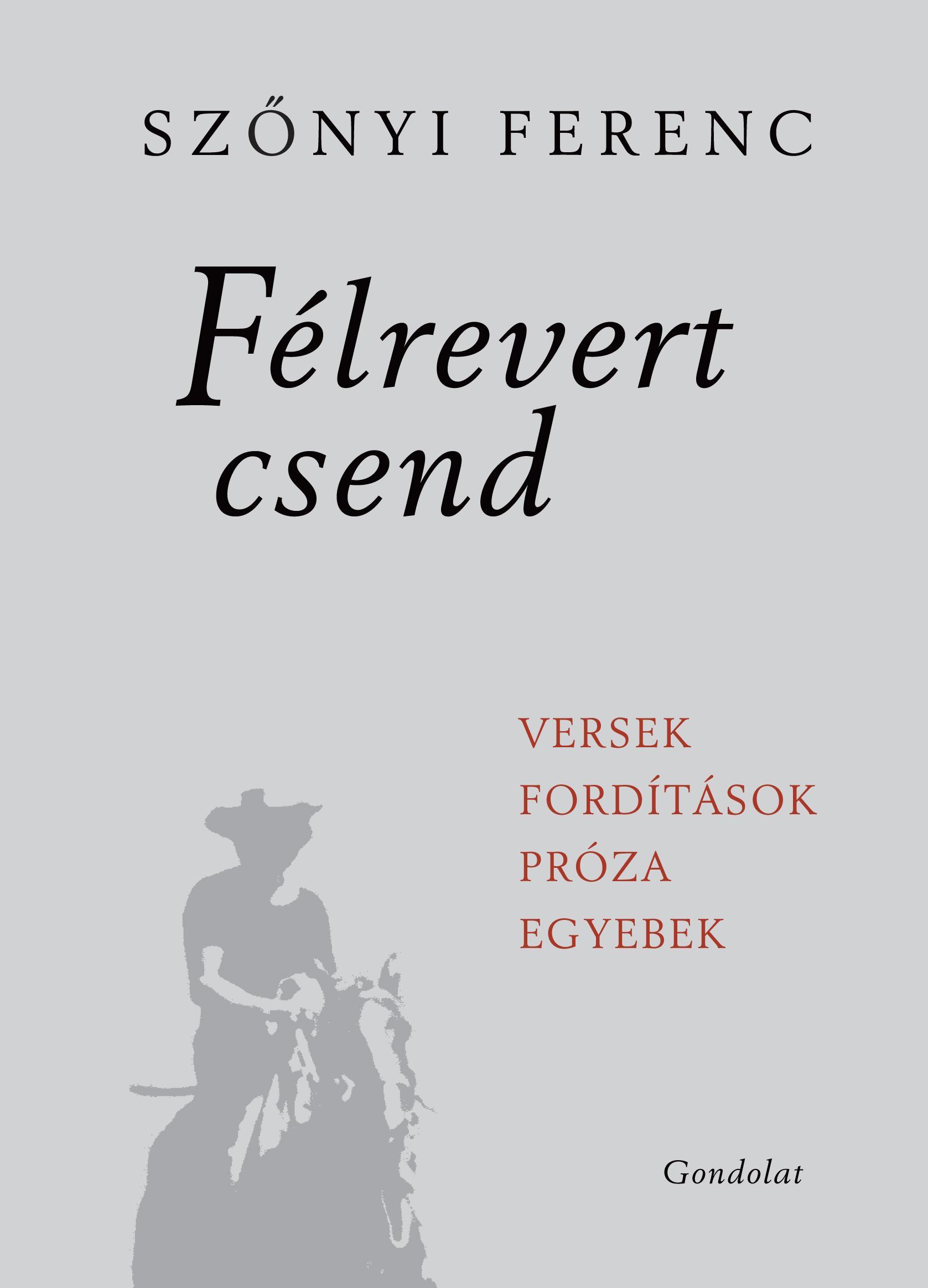 FÉLREVERT CSEND