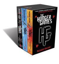 THE HUNGER GAMES BOX