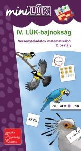 LDI516 - IV. LÜK-BAJNOKSÁG - VERSENYFELADATOK MATEMATIKÁBÓL 2. OSZTÁLY