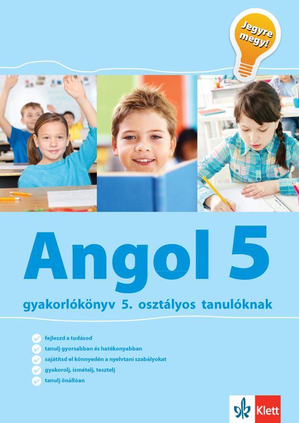 ANGOL 5 GYAKORLÓKÖNYV - JEGYRE MEGY!