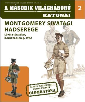 A MÁSODIK VILÁGHÁBORÚ KATONÁI 2. - ÓLOMKATONÁVAL