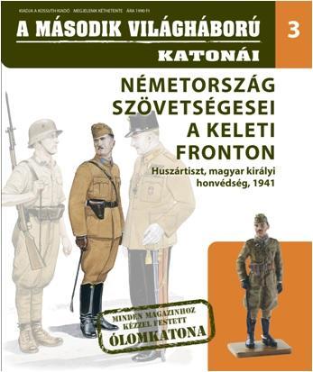 A MÁSODIK VILÁGHÁBORÚ KATONÁI 3. - ÓLOMKATONÁVAL