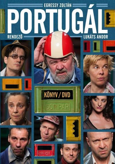 PORTUGÁL - KÖNYV+DVD -