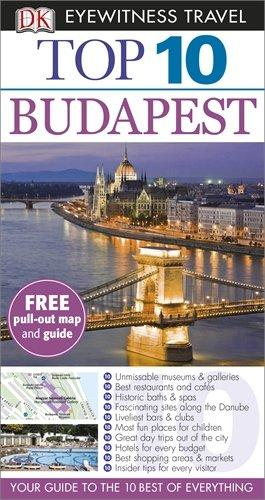 BUDAPEST - EYEWITNESS TRAVEL TOP 10