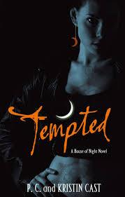 TEMPTED - A HOUSE OF NIGHT 6.