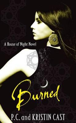 BURNED - A HOUSE OF NIGHT 7.