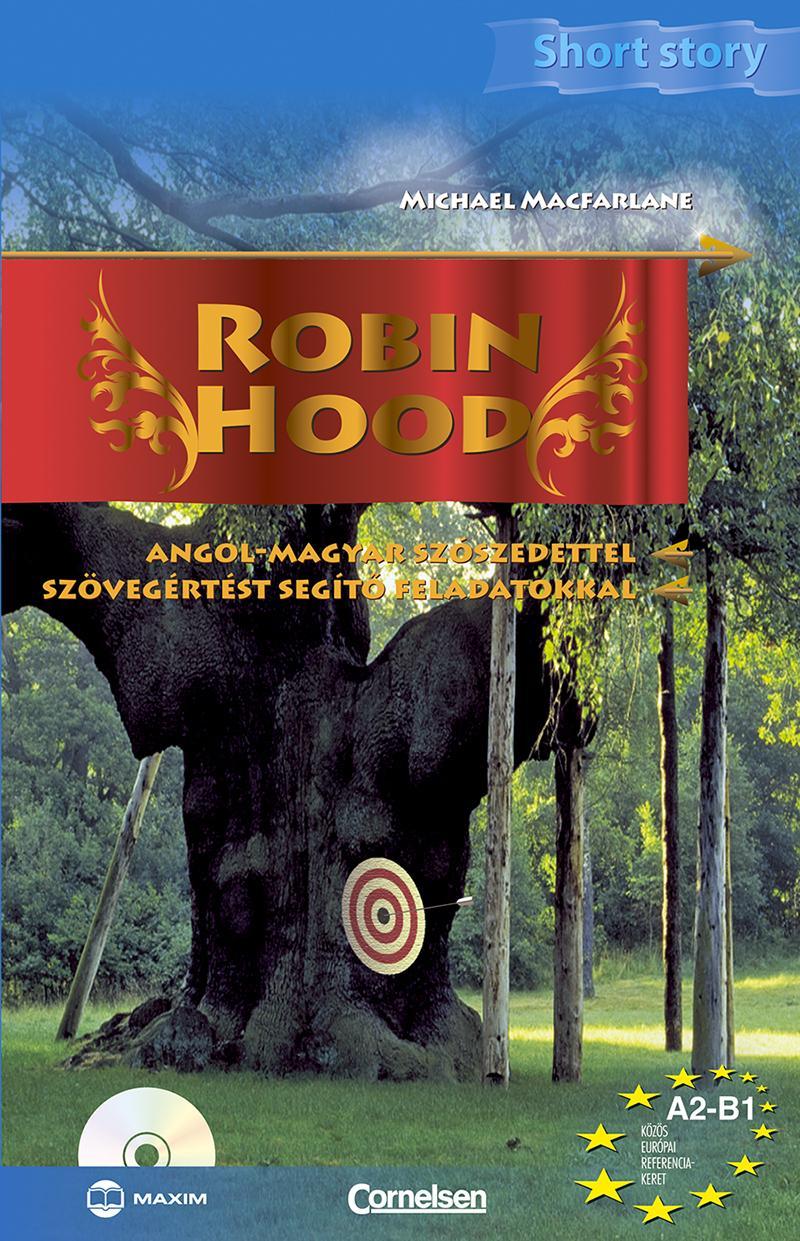 ROBIN HOOD - SHORT STORY CD-MELLÉKLETTEL