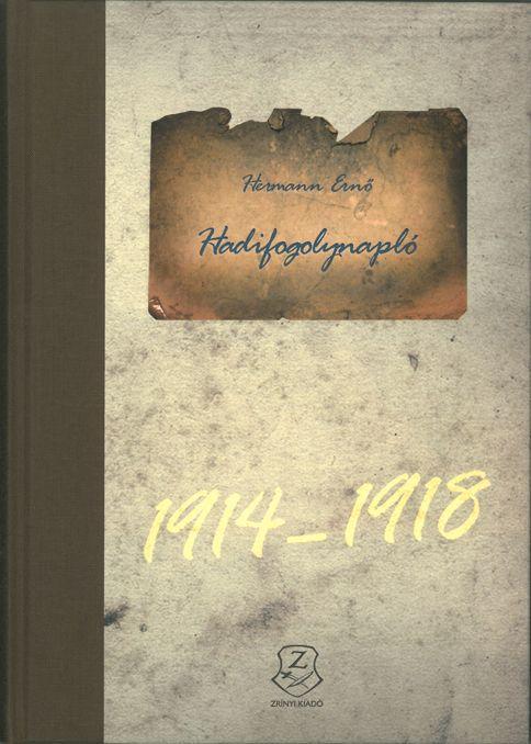 HADIFOGOLYNAPLÓ 1914-1918 - CD-VEL!