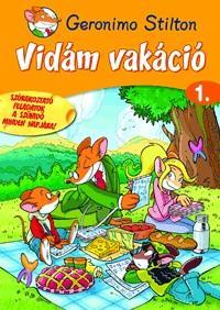 STILTON, GERONIMO - VIDÁM VAKÁCIÓ 1. - SZÓRAKOZTATÓ FELADATOK...